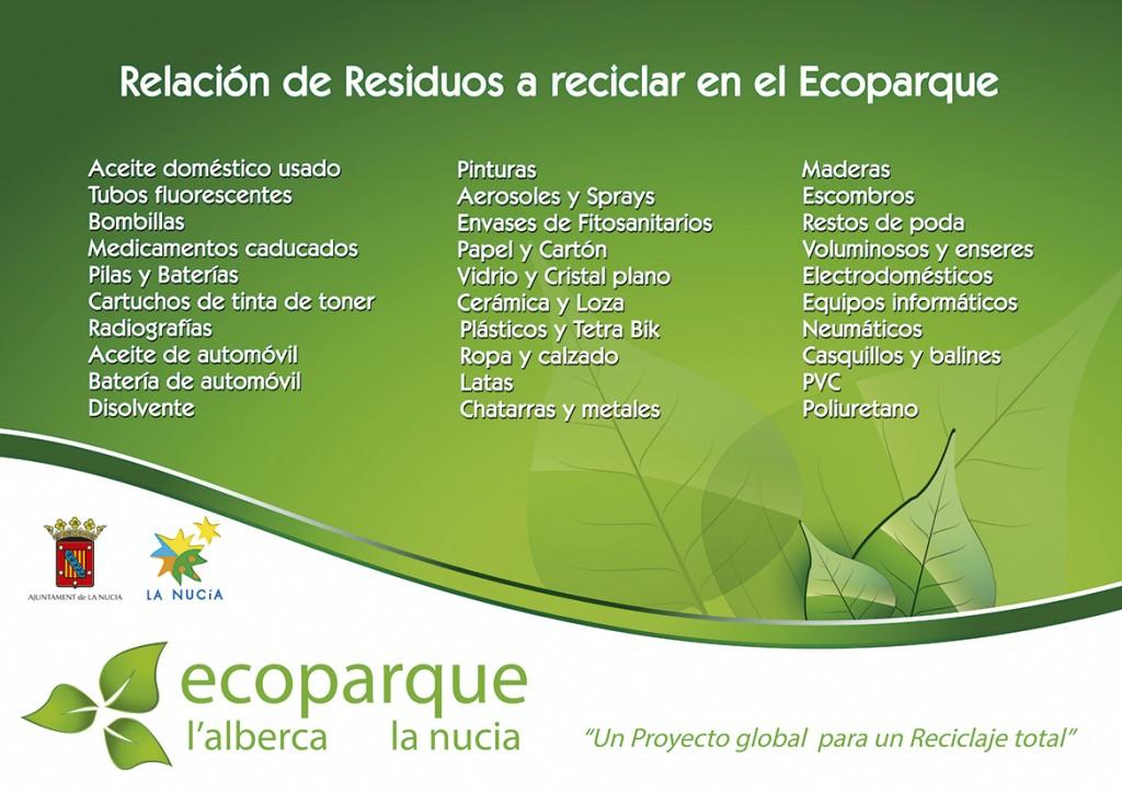 Panel eco web