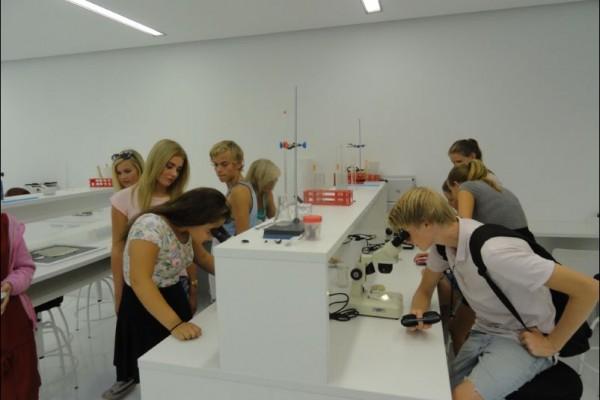 La Nucia CEM Visita Cole Norueg 2014